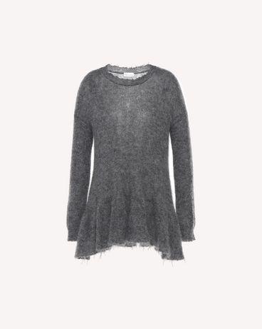 REDValentino QR3KC1993VJ 113 Knit Sweater Woman a