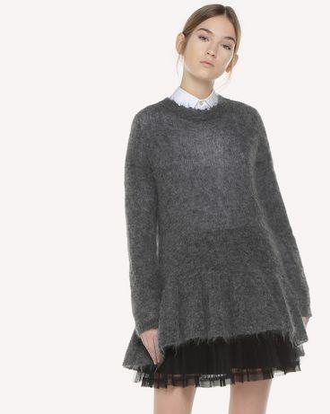 REDValentino QR3KC1993VJ 113 Knit Sweater Woman d