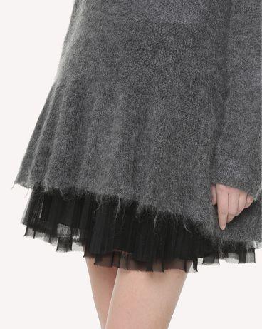 REDValentino QR3KC1993VJ 113 Knit Sweater Woman e