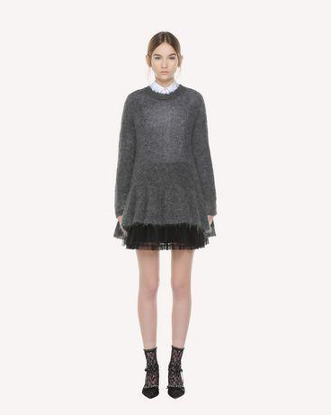 REDValentino QR3KC1993VJ 113 Knit Sweater Woman f
