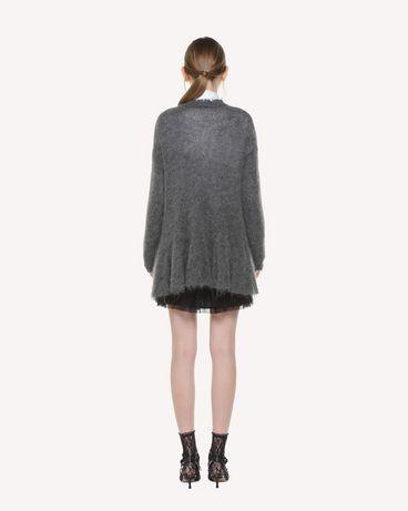 REDValentino QR3KC1993VJ 113 Knit Sweater Woman r