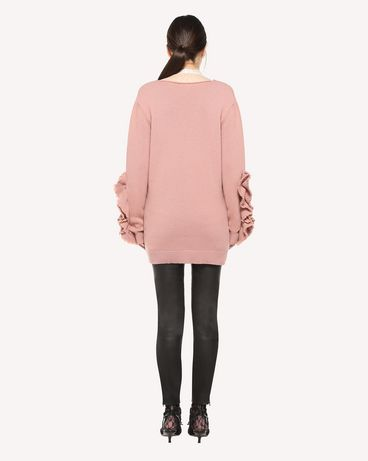 REDValentino QR3KC1B73VQ R13 Knit Sweater Woman r