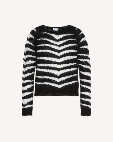 REDValentino QR3KC08Y3Y2 0NA Knit Sweater Woman a