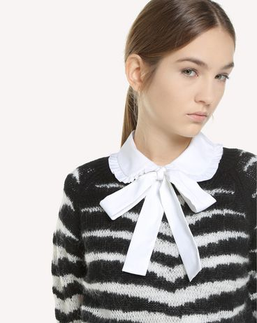 REDValentino QR3KC08Y3Y2 0NA Knit Sweater Woman e