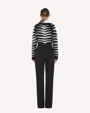 REDValentino QR3KC08Y3Y2 0NA Knit Sweater Woman r