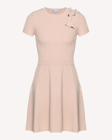 REDValentino QR3KD0Y33Y6 377 Knit Dress Woman a