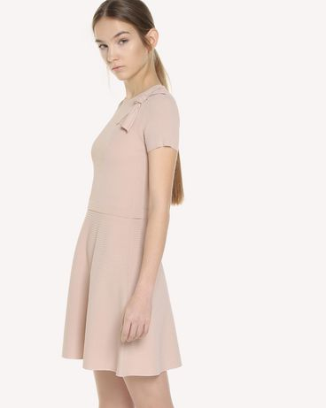 REDValentino QR3KD0Y33Y6 377 Knit Dress Woman d