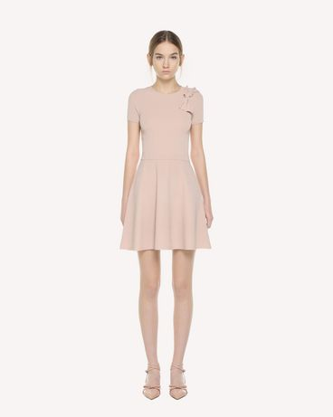 REDValentino QR3KD0Y33Y6 377 Knit Dress Woman f