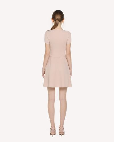 REDValentino QR3KD0Y33Y6 377 Knit Dress Woman r