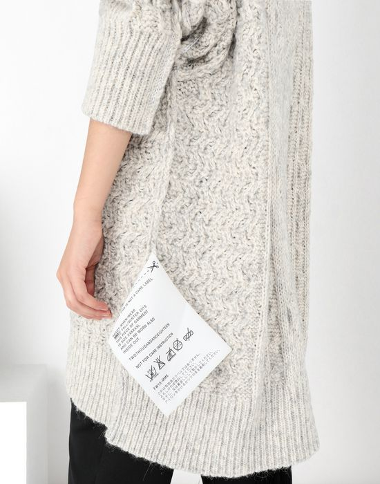 MM6 MAISON MARGIELA Oversized knitwear jumper Long sleeve sweater [*** pickupInStoreShipping_info ***] a