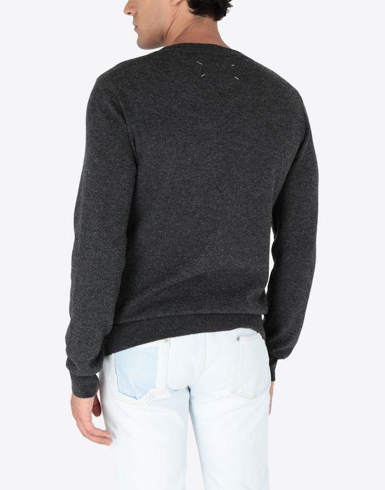 MAISON MARGIELA Wool pullover Crewneck sweater [*** pickupInStoreShippingNotGuaranteed_info ***] e