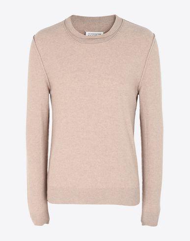 MAISON MARGIELA Crewneck sweater [*** pickupInStoreShippingNotGuaranteed_info ***] Cashmere pullover f