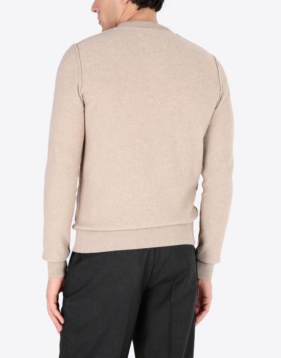 MAISON MARGIELA Cashmere pullover Crewneck sweater [*** pickupInStoreShippingNotGuaranteed_info ***] e