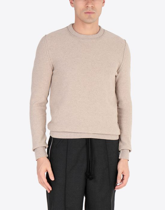 MAISON MARGIELA Cashmere pullover Crewneck sweater [*** pickupInStoreShippingNotGuaranteed_info ***] r