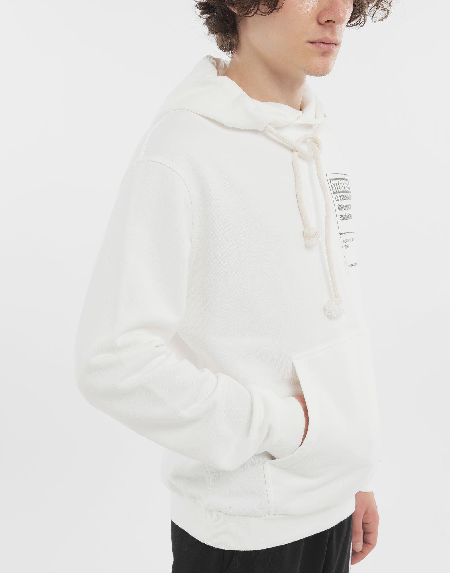 MAISON MARGIELA 'Stereotype' cotton sweatshirt Sweatshirt Man b