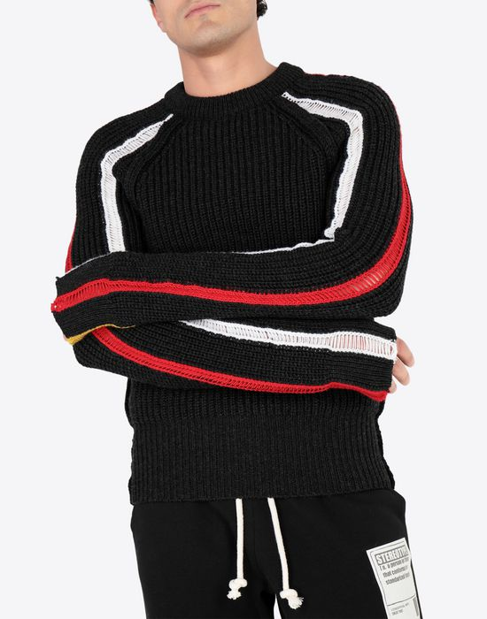 MAISON MARGIELA Massai pullover Crewneck sweater [*** pickupInStoreShippingNotGuaranteed_info ***] a