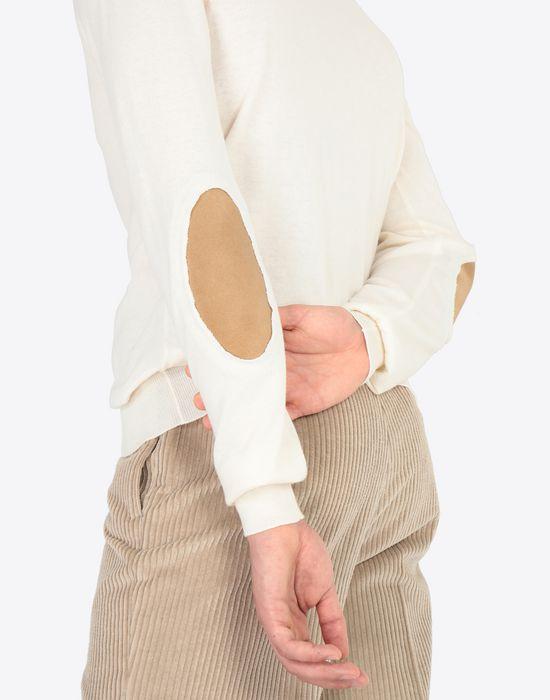 MAISON MARGIELA Cotton blend turtleneck High neck sweater [*** pickupInStoreShippingNotGuaranteed_info ***] b