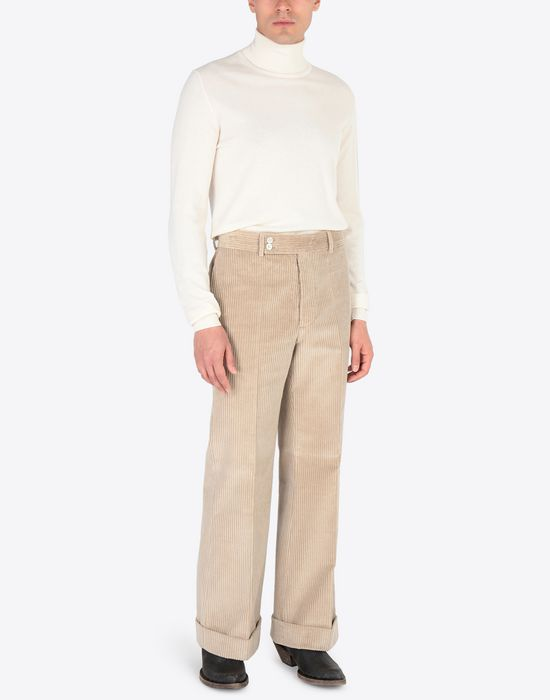 MAISON MARGIELA Cotton blend turtleneck High neck sweater [*** pickupInStoreShippingNotGuaranteed_info ***] d
