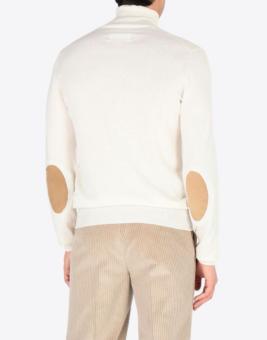 MAISON MARGIELA Cotton blend turtleneck High neck sweater [*** pickupInStoreShippingNotGuaranteed_info ***] e