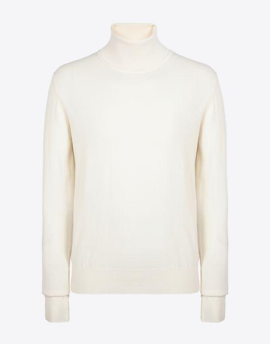 MAISON MARGIELA Cotton blend turtleneck High neck sweater [*** pickupInStoreShippingNotGuaranteed_info ***] f