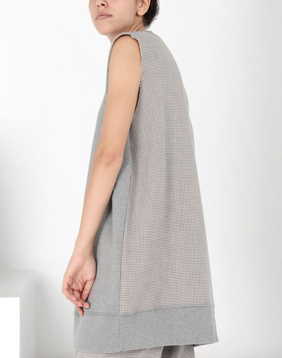 MM6 MAISON MARGIELA Sleeveless jersey sweatshirt Sweatshirt [*** pickupInStoreShipping_info ***] e