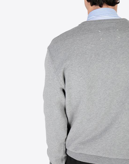 MAISON MARGIELA Stereotype sweatshirt Sweatshirt [*** pickupInStoreShippingNotGuaranteed_info ***] b