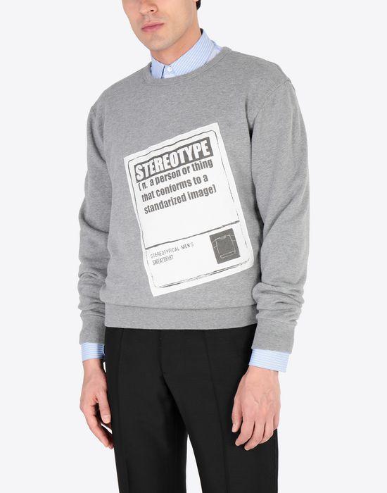 MAISON MARGIELA Stereotype sweatshirt Sweatshirt [*** pickupInStoreShippingNotGuaranteed_info ***] r