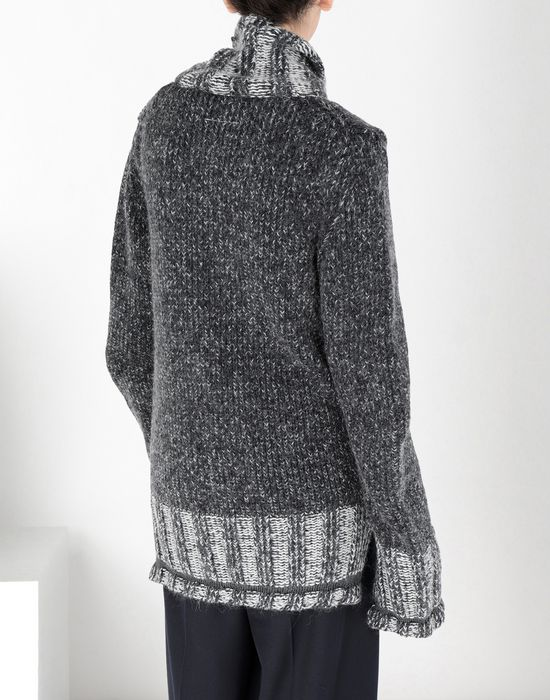 MM6 MAISON MARGIELA Oversized Vanisè knit jumper Long sleeve sweater [*** pickupInStoreShipping_info ***] d