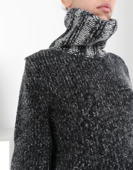 MM6 MAISON MARGIELA Oversized Vanisè knit jumper Long sleeve sweater [*** pickupInStoreShipping_info ***] e