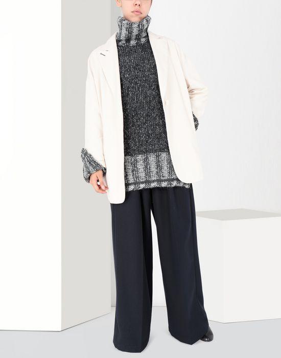 MM6 MAISON MARGIELA Oversized Vanisè knit jumper Long sleeve sweater [*** pickupInStoreShipping_info ***] r