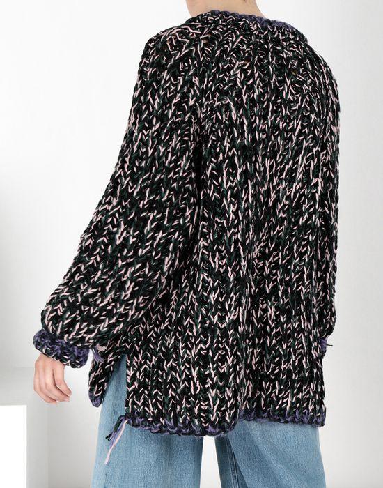 MM6 MAISON MARGIELA Oversized handmade knit sweater Long sleeve sweater [*** pickupInStoreShipping_info ***] d