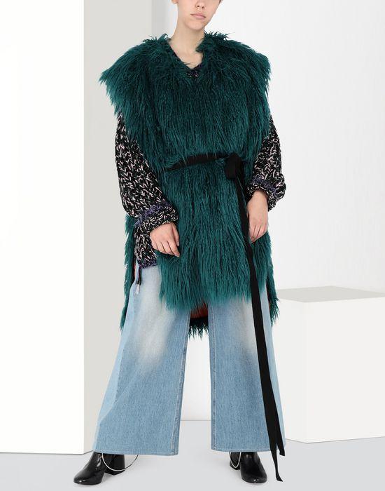 MM6 MAISON MARGIELA Oversized handmade knit sweater Long sleeve sweater [*** pickupInStoreShipping_info ***] r