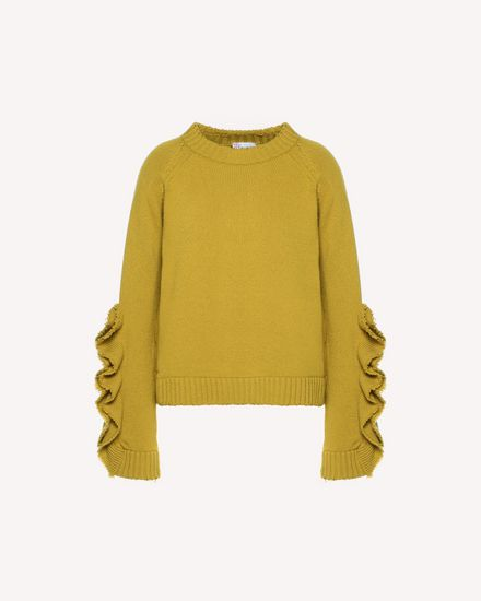 REDValentino Knit Sweater Woman QR3KC1B63VQ IL5 a