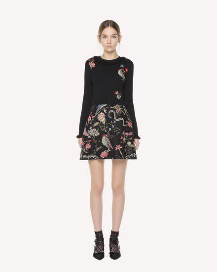 REDValentino Dress Woman QR3KD0Y73W2 0NO f
