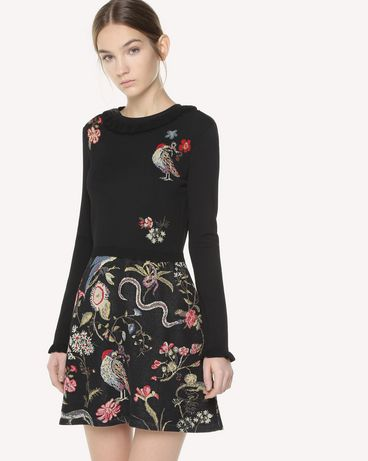REDValentino QR3KD0Y73W2 0NO Dress Woman d