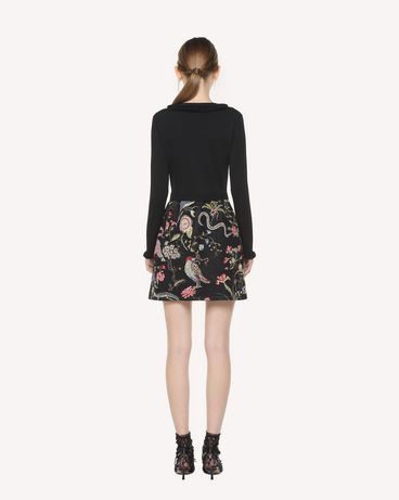REDValentino QR3KD0Y73W2 0NO Dress Woman r