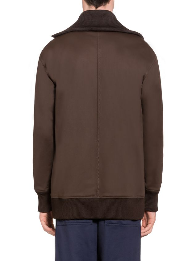 Marni Sweatshirt in double jersey with rabbit silhouette Man - 3