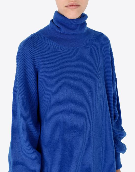 MAISON MARGIELA Oversized woollen pullover High neck sweater [*** pickupInStoreShipping_info ***] a
