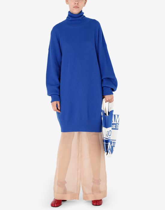 MAISON MARGIELA Oversized woollen pullover High neck sweater [*** pickupInStoreShipping_info ***] d