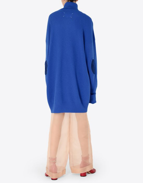 MAISON MARGIELA Oversized woollen pullover High neck sweater [*** pickupInStoreShipping_info ***] e