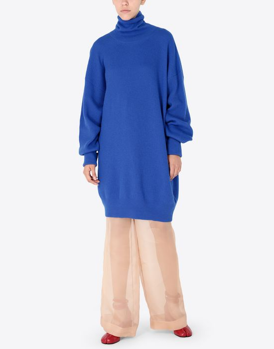 MAISON MARGIELA Oversized woollen pullover High neck sweater [*** pickupInStoreShipping_info ***] r