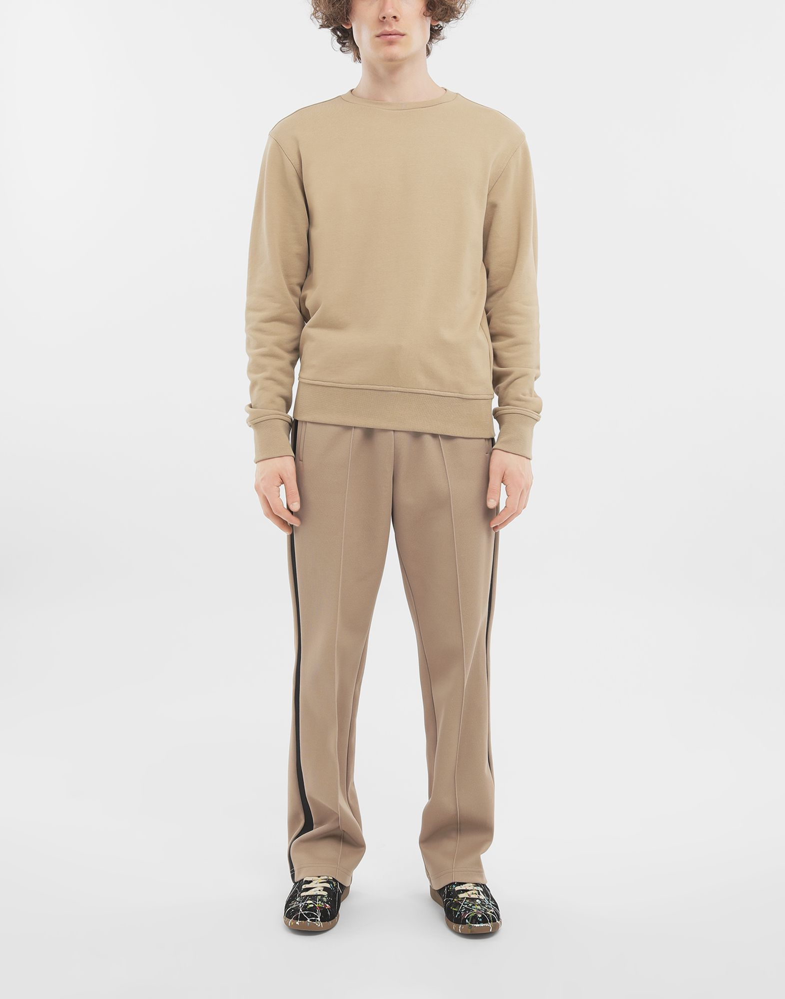MAISON MARGIELA Cotton pullover Sweatshirt Man d