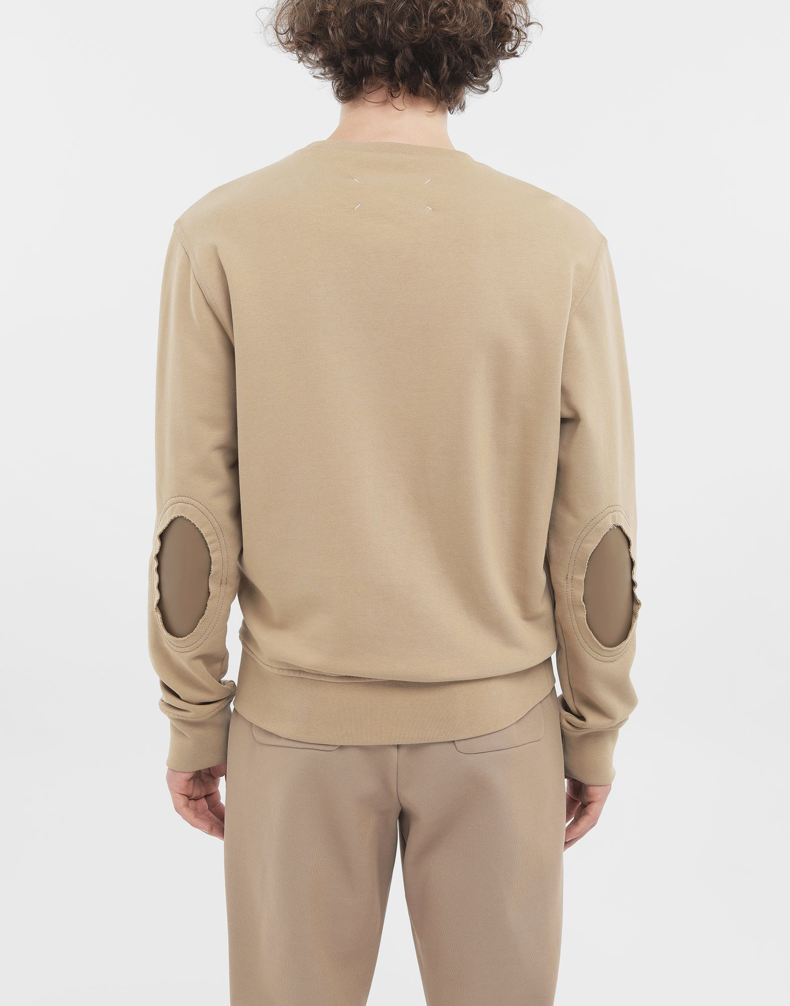 MAISON MARGIELA Cotton pullover Sweatshirt Man e