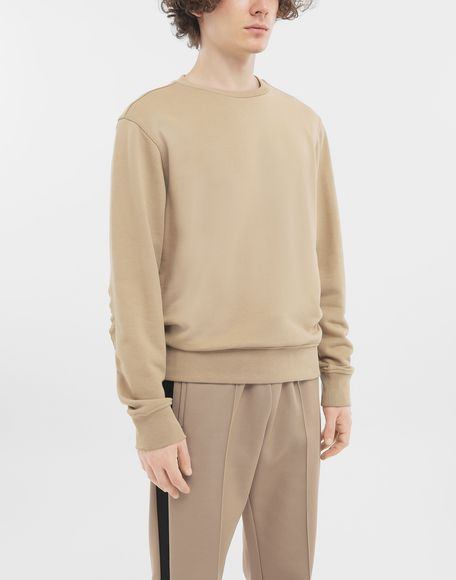 MAISON MARGIELA Cotton pullover Sweatshirt Man r
