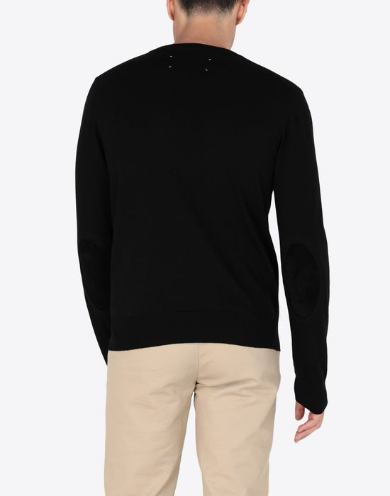 MAISON MARGIELA Cotton blend pullover Long sleeve sweater [*** pickupInStoreShippingNotGuaranteed_info ***] e