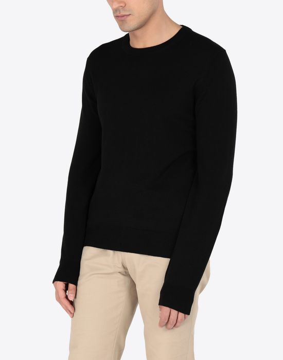 MAISON MARGIELA Cotton blend pullover Long sleeve sweater [*** pickupInStoreShippingNotGuaranteed_info ***] r