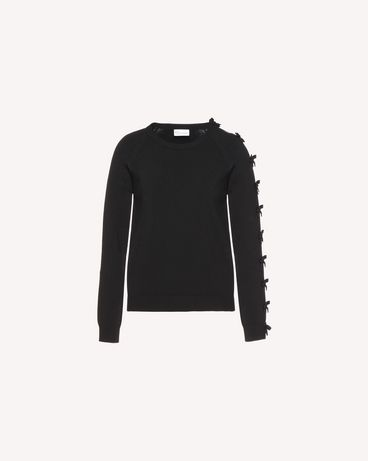 REDValentino QR3KC1D03VY0NO Knit Sweater Woman a