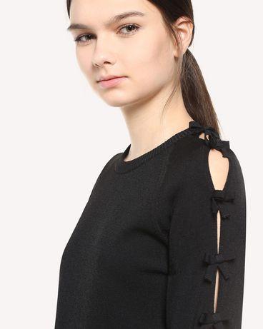 REDValentino QR3KC1D03VY0NO Knit Sweater Woman e