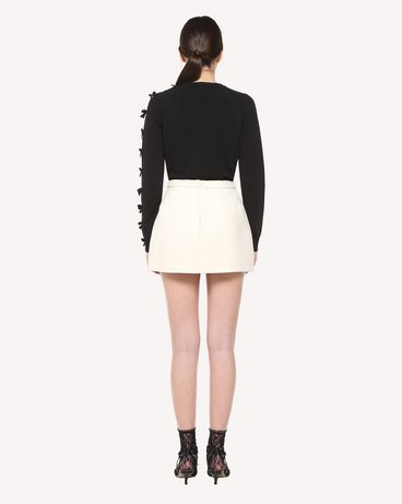 REDValentino QR3KC1D03VY0NO Knit Sweater Woman r