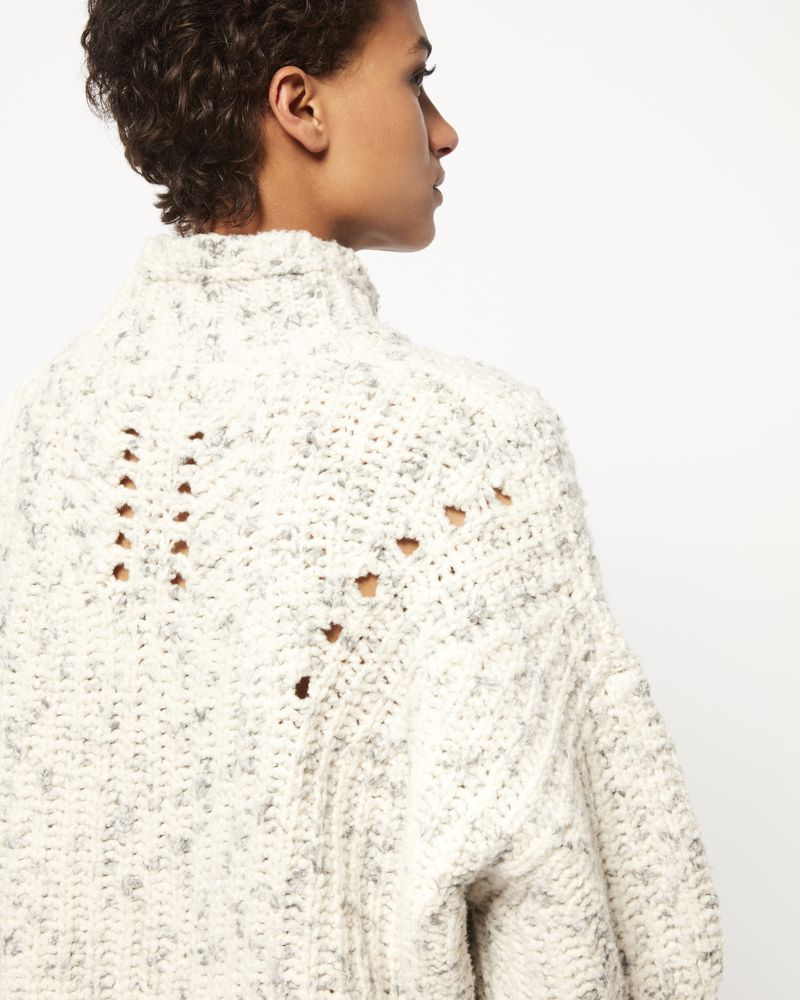 JILLY short wool jumper ISABEL MARANT